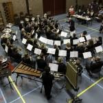 De Harmonie van boven (Foto Sjoerd de Vries)